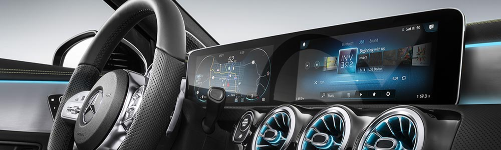 Mercedes-Benz A-Klasse Interieur