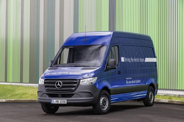 Foto Mercedes-Benz eSprinter