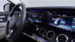 Mercedes-Benz E-Klasse Interieur